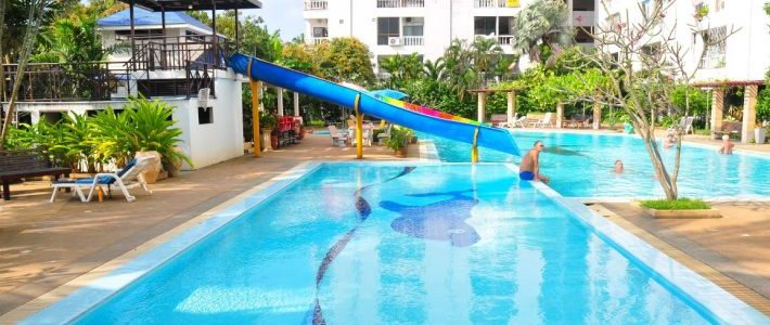 Cheap condos in Pattaya for long-term rentals