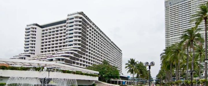 Ambassador City Jomtien Ocean Wing: description and reviews